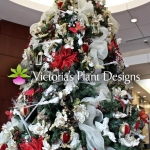 Ivory and Red Conservatory--Doral Center 2013 (10 Foot Tree)