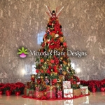 Nutcracker Theme--Doral Center 2013 (14 Foot Tree)